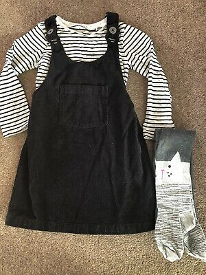 Girls Next Dress, Top And Tights Age 3-4