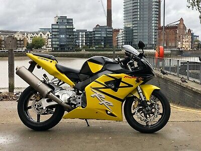 Honda CBR954RR - Immaculate - Traction Control, Quick Shifter, Loads of Options