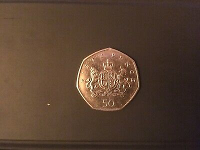RARE 50p Fifty Pence Coin- Christopher Ironside 100th Anniversary Collector 2013