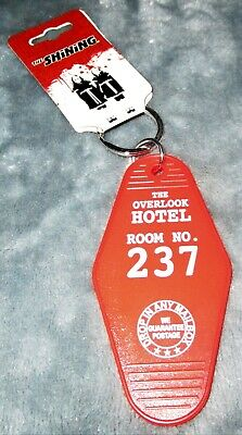 Overlook Hotel Keychain, The Shining, Room 237,  New
