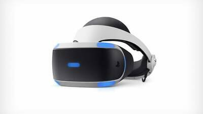 Sony Playstation 4 VR Headset, 2 Motion Controllers, 5 Games