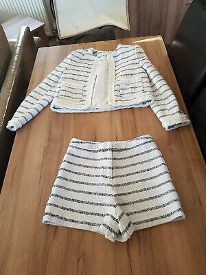 Girls River Island Suit In Age 11-12