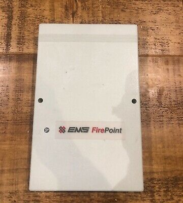 EMS FIRE ALARM System 5000 Input Output Unit - Used