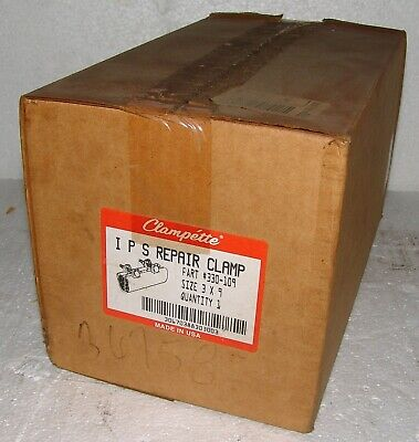"330-109 IPS clamp repair clampette 3"" x 9"" unused"