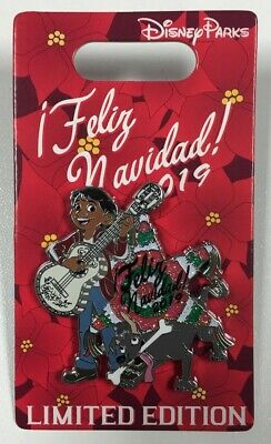 2019 Disney Parks Coco Festival of Holidays Limited Edition 3000 Disney Pin