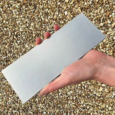 """Diamond Sharpening Stone, Double Sided  300/1000 Grit, 8x3"""", Factory Second"""