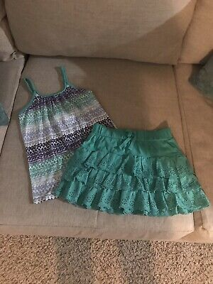 Old Navy Girls Summer Outfit Size 6