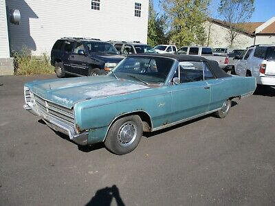 1967 Plymouth Fury III 1967 Plymouth Fury III Conv 35k MIles ***BARN FIND...NO RESERVE***
