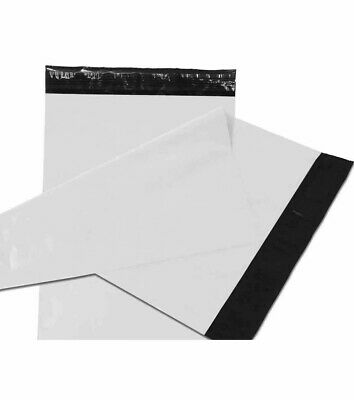 "200  of 19""x24""  2 Mil Poly Mailers Envelopes Plastic Shipping Bags"