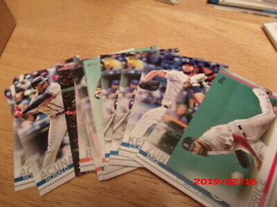 2019 topps update baseball complete your set lot pick choose 30 cards