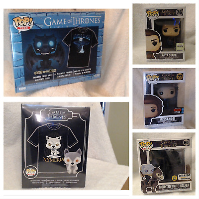 Game of Thrones (Funko Pop TV!)  *Walmart_Hot Topic_Amazon_NYCC & ECCC Shared*