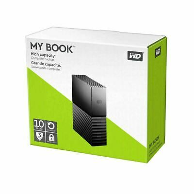 Western Digital WD 10TB My Book USB3.0 Desktop Hard Drive - $330 WITH COUPON