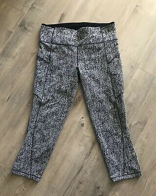 Lululemon Current Season 7/8 Tights Can 10 With 3 Pockets