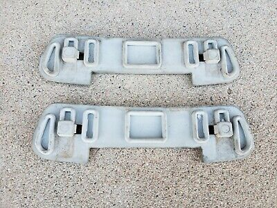NEW But  Discolored Yakima A PAD Replacement Q Tower Base Pads