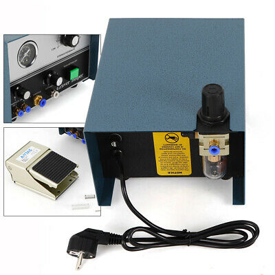 Pneumatic Impact Engraving Machine Double Ended Graver Tool Jewelry Engraver Kit
