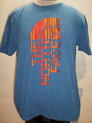 THE NORTH FACE Mens Large L T shirt Combine ship Discount