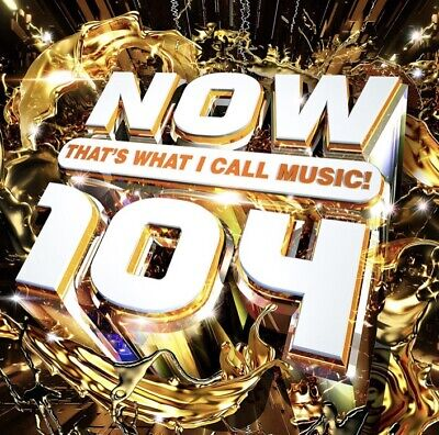 Now Thats What I Call Music 104