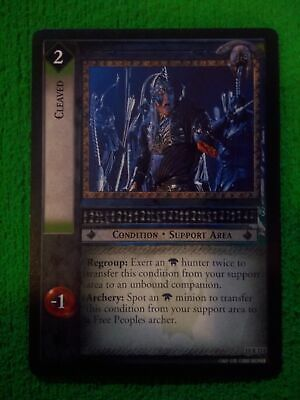 LOTR TCG T/&D RARE 18R28 Countless Cords