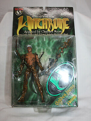 WITCHBLADE KENNETH IRONS ACTION FIGURE NEW BNIP
