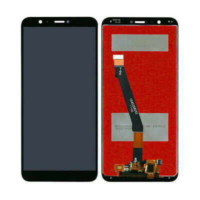 Display Lcd Huawei P Smart Fig-Lx1 Lx2 Lx3 Enjoy 7S Touch Screen Vetro Nero