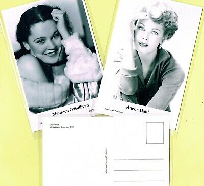SWIFTSURE ☆ FILM STAR ☆ Pin-up Photo Postcards - Series #49 to Series #56