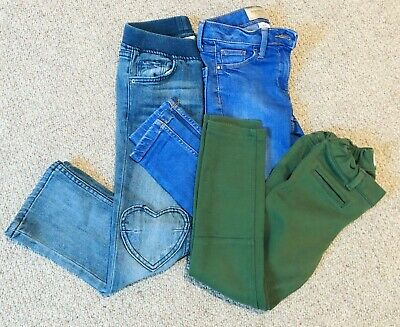 Girls Trousers / Jeans Bundle Age 5 - Next, Old Navy , H&M
