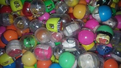 50  Toy Filled capsules (mixed toys) - VENDING MACHINE STOCK REFILLS 28-32mm