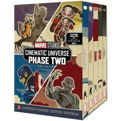 Marvel Studios Cinematic Universe Phase Two Collection Box Set