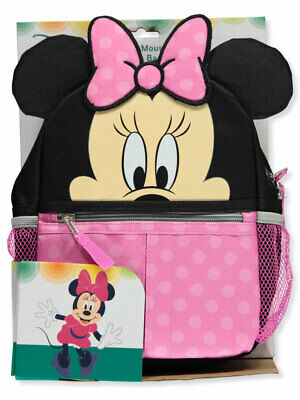 "Disney Minnie Mouse 10"" Harness Backpack"