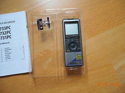 Olympus digital Voice Recorder - VN-731 PC - 2GB