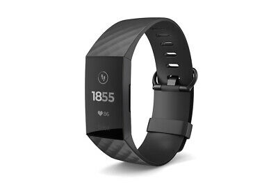 Fitbit Charge 3 Fitness Activity Tracker - Pebble Only