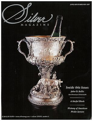 Silver Magazine - Entire 2007 Year - 6 Issues - Holiday Special - Gift!