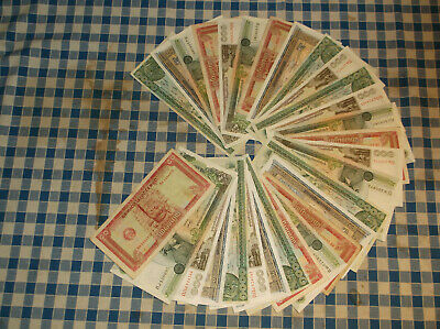 30 banknotes of Cambodia  (4/5ths uncirculated) -  no reserve