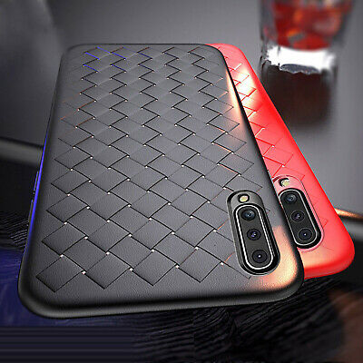 For Samsung A50 A30 A10 A20 A70 Cover Shockproof Slim Rubber Silicone  Soft Case
