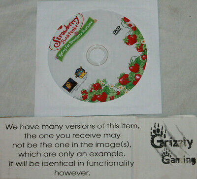 USED Strawberry Shortcake Spring for Strawberry DVD DISC ONLY!! -CanadianSeller-