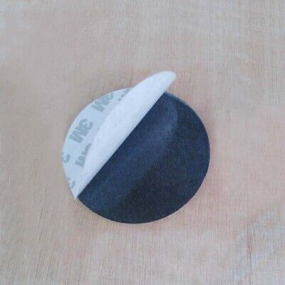 3M Double Sided Adhesive Foam Tape Sticky Pads 9080EVA Round Black Diameter-30mm
