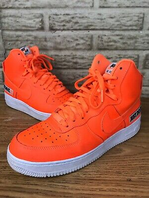 NIKE AIR FORCE 1 Just Do It Size 9.5 $200.00 | PicClick