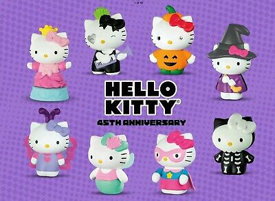McDonalds  Hello Kitty 2019 Happy Meal toys