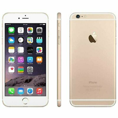 Apple iPhone 6 Plus - 16GB - Gold (T-Mobile) A1522 (GSM) - Works Great