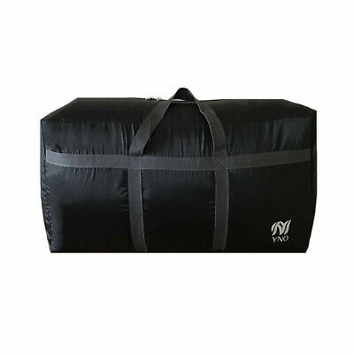 96L Extra large duffle bag foldable lightweight waterproof travel Luggage Bags