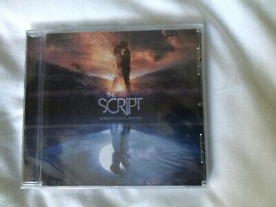 the script sunsets and full moons cd new & sealed