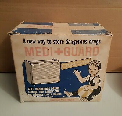 Rare Dangerous Drugs Medi Guard Child Safe