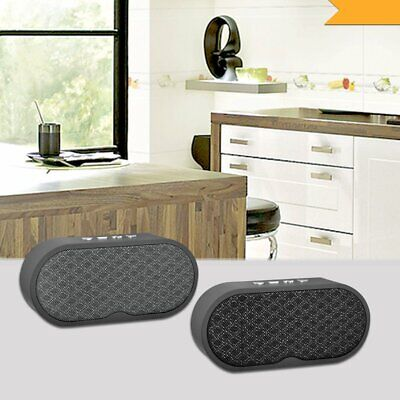 Rechargeable Wireless Bluetooth Speaker Portable Outdoor USB FM Radio Stereo TR