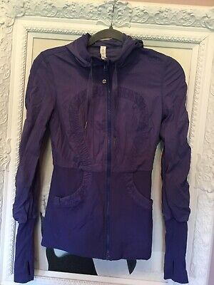 Womens lululemon lilic sports jacket