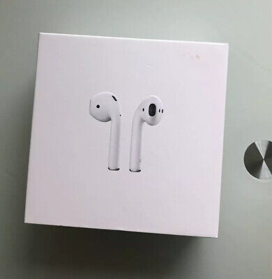 Apple MRXJ2ZM/A AirPods 2nd Generation with Inductive Case