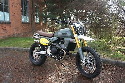 Fantic CABALLERO RALLY 500 2019  *Brand New, One Off*