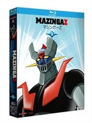 Mazinga Z - Vol. 3 (3 Blu-Ray Disc) - ITALIANO ORIGINALE SIGILLATO -
