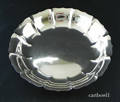 Cartier 925 Sterling Bowl 10 Inches #942 - No Monogram