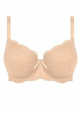 Freya Fancies AA1012 WP Underwired Padded Balcony Bra GG+ Natural Beige 34 GG CS