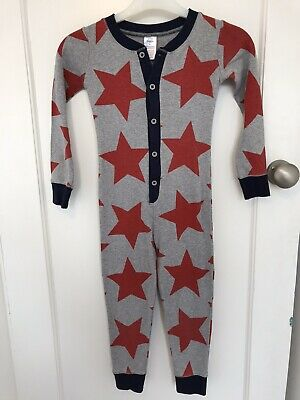 Mini Boden All In One Age 5 Years With Stars On